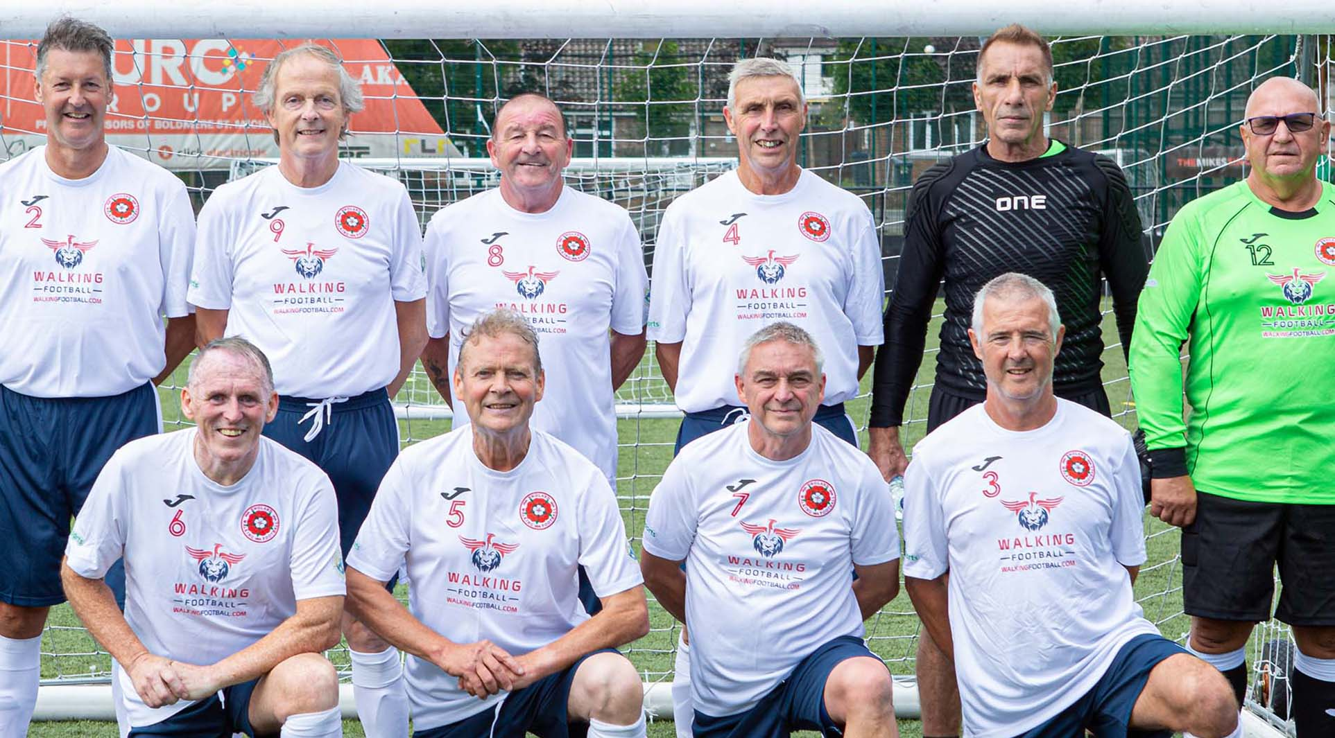 England Mens Over 60, s Manager – Job Opportunity